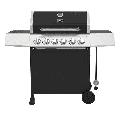 Expert Grill 6 Burner Propane Grill, Black