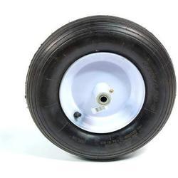 Arnold 15.5-Inch Wheelbarrow Wheel with Ribbed Tread