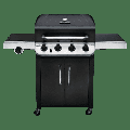 Char-Broil Performance 4-Burner Cabinet Gas Grill