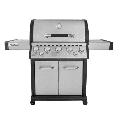 Royal Gourmet MG5001-R 5-Burner Gas Grill with Infrared Rear Burner, Side Burner, Stainless Steel