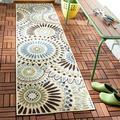 Safavieh Veranda Petra Geometric Indoor/Outdoor Area Rug or Runner