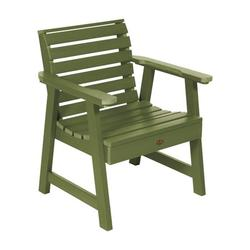 The Sequoia Professional Commercial Grade Glennville Lounge Chair