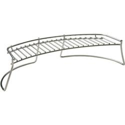 """Napoleon 71022 16.5"""" Wide Warming Rack For Charcoal Kettle Grills - Stainless Steel"""