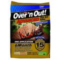 Over 'N Out Garden Tech Advanced Fire Ant Killer Gran, 11.5lb, Fast Acting - Kills Fire Ant Mounds in 15 Minutes By Over N Out,USA