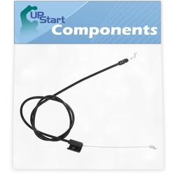 532176556 Engine Cable Replacement for Husqvarna ROTARY LAWN MOWER (96114000702) (2007-03) Lawn Mower: Consumer Walk Behind - Compatible with 176556 162778 Zone Control Cable
