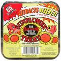 C&S Sunflower Delight Suet, 11.75 oz, Wild Bird Suet, 12 Pack