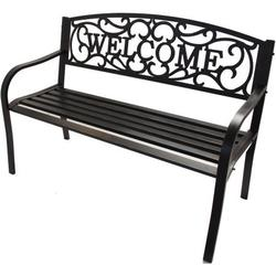 Better Homes and Gardens Welcome Outdoor Bench Buy w/ Cushion and Save