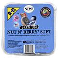 3-D Pet Products Premium Nut & Berry Suet, 11 Oz.