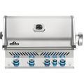 Napoleon Prestige Pro 500 Built-in Propane Gas Grill With Infrared Rear Burner