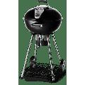 Napoleon NK22K-LEG-2 Charcoal Kettle Grill, Black