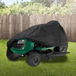 Greensen Lawn Mower Cover,Dust Cover,55 Lawn Mower Guard Shovel Dust Cover Tractor Sunscreen Cover