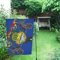MYPOP Pennsylvania State Flag Garden Flag For Patio, Lawn and Garden 28x40 inches