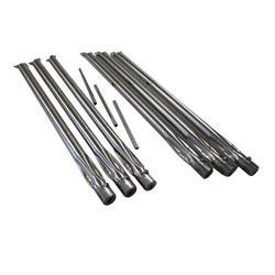 BBQ Grill Weber Grill 6-Pack Stainless Steel Burner Set (Plus 3 Crossover Burner Tubes) BCP85662 OEM -