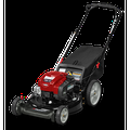 """Murray 21"""" Gas Push Lawn Mower with Briggs and Stratton Engine, Side Discharge, Mulching, Rear Bag, Rear High Wheels"""