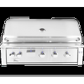 Summerset Alturi 42-inch 3-burner Built-in Natural Gas Grill With Red Brass Burners & Rotisserie - ALT42RB-NG