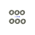 6 Pack Green Machine Lawn Mower Spindle Bearing