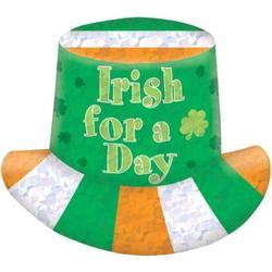 hat prismatic irish flag