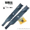 Genuine John Deere AM141039 Lawn Mower Side Discharge Blade Kit