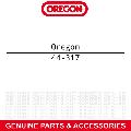 Oregon 44-317 DECK DRIVE LAWN MOWER 1 2 X 3 1 2