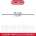 Oregon 44-311 DECK DRIVE LAWN MOWER 1 2 X 3