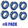 6 Pack Snapper Lawn Mower Spindle Bearing 1-2828