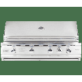 Summerset TRL Deluxe 44-inch 4-burner Built-in Propane Gas Grill With Rotisserie - TRLD44-LP