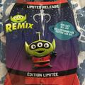 Disney Accessories   Disney Pixar Alien Remix Toy Story Incredibles   Color: Green/Red   Size: One Size