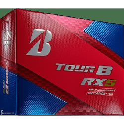 Bridgestone Golf Tour B RXS Golf Balls, 12 Pack