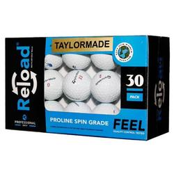 TaylorMade Golf Balls, Used, Good Quality, 30 Pack