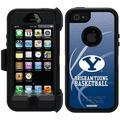 iPhone 5/5s OtterBox Defender Series University Case (A-J)