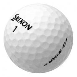 Srixon Q Star Golf Balls, Used, Near Mint Quality, 12 Pack