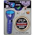 Scorpion Master 28 Led Uv Light W/tape