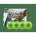 Volvik Vivid Golf Balls, Green, 12 Pack