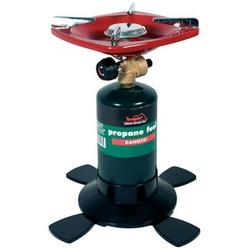 Texsport Single Burner Propane Camp Stove, Uses 16.4 or 14.1 oz
