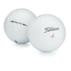 36 Titleist ProV1x 2017 Mint Used Golf Balls with Tote Bag