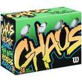 Wilson Chaos Golf Balls, 24 Pack