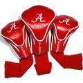 Team Golf NCAA Alabama 3 Pack Contour Head Covers