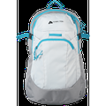 Ozark Trail 20 Liter Adult Unisex Backpacking Backpack, Ripstop fabric, Gray