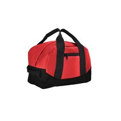 "DALIX 12"" Mini Duffel Bag Gym Duffle in Red"