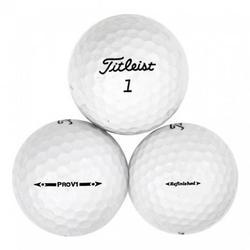 Titleist Pro V1 Golf Balls - Mint Quality, 50 Golf Balls