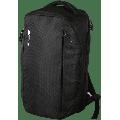 Ozark Trail 30L Commuter Duffel Travel Backpack, Black, Unisex, Solid Ripstop