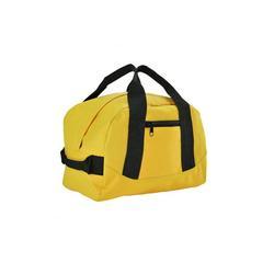 "DALIX 12"" Mini Duffel Bag Gym Duffle in Gold"