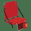 Bleacher Boss Stadium Seat - Red