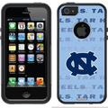 Jackson State JSU in Navy Design on OtterBox Commuter Series Case for Apple iPhone 5SE/5s/5