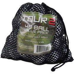 Maxfli Golf Balls, Used, 48 Pack