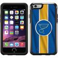 St. Louis Blues Jersey Stripe Design on OtterBox Symmetry Series Case for Apple iPhone 6