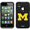 Michigan M Design on OtterBox Commuter Series Case for Apple iPhone 4/4s