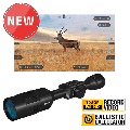 ATN X-Sight 4K Buckhunter 5-20x Smart Daytime Rifle Scope - with Full HD Video, 18+h Battery, Ballistic Calculator, Rangefinder, WiFi, E-Compass, Barometer, IOS & Android Apps