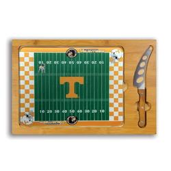 Tennessee Volunteers Icon Cutting Board and Cheese Knife