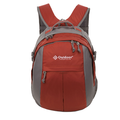 Outdoor Products Traverse 25 Liter Pack Backpack, Red, Unisex, Internal Organizer